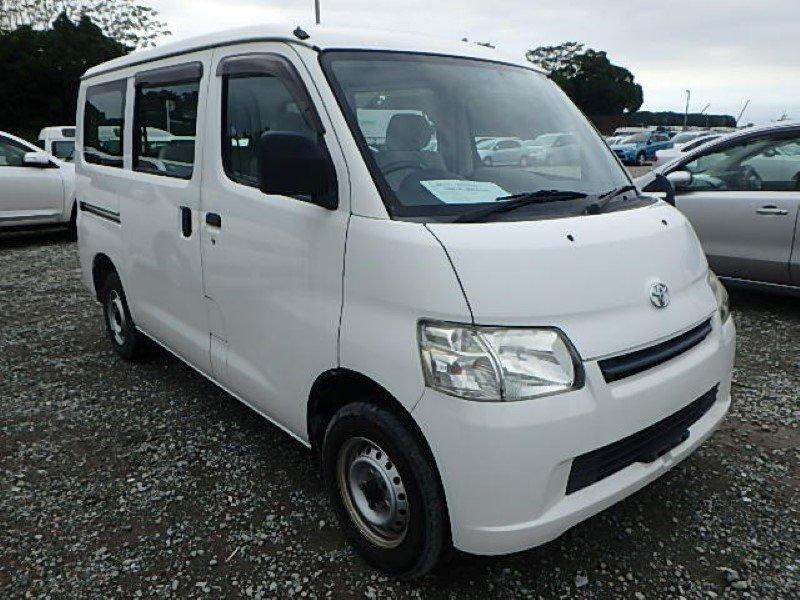 Toyota Townace Van 2010