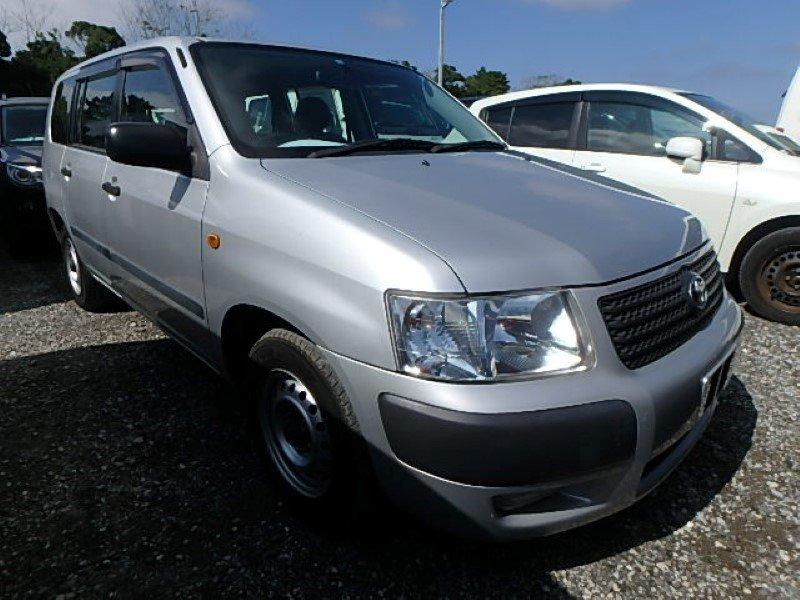 Toyota Succeed Van 2010
