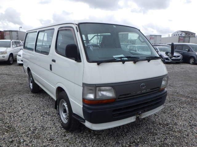 Toyota Hiace Van 1996