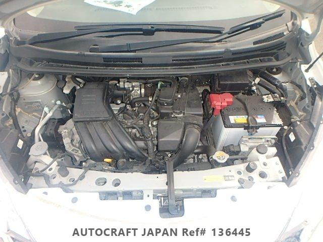 Nissan Note 2016 available at Autocraft Japan - Color:PEARL