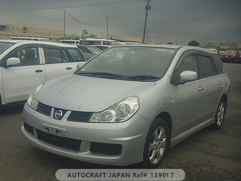 Nissan Wingroad 2014