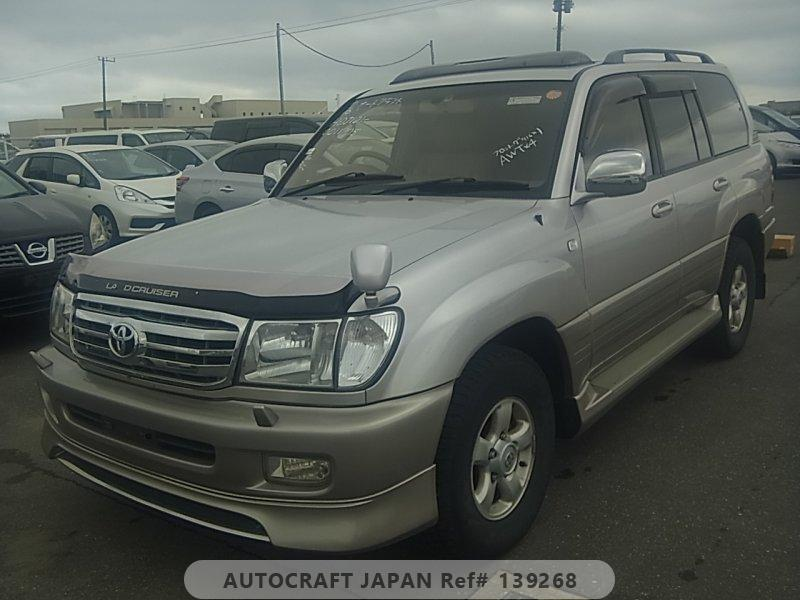 Toyota Land Cruiser 1999