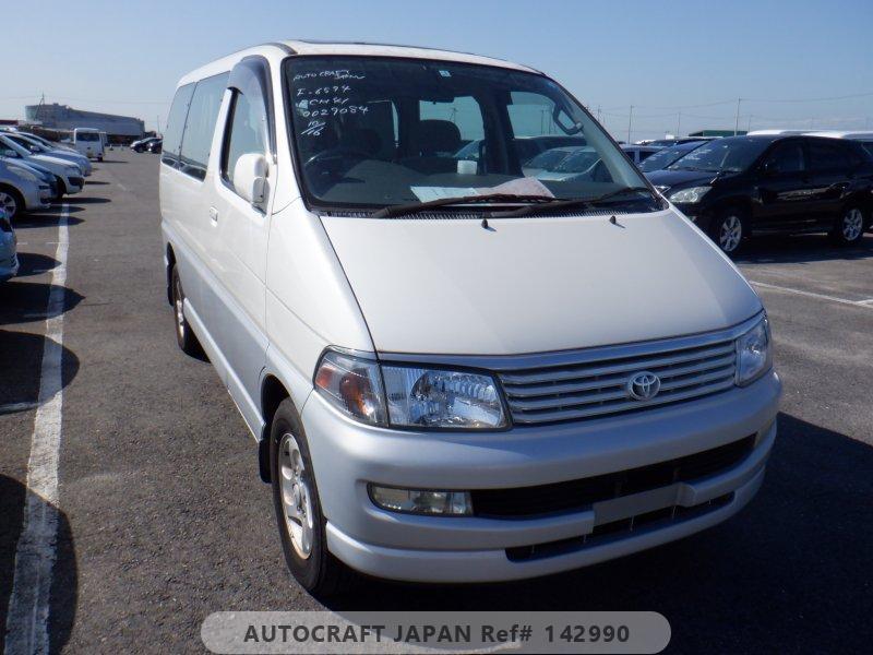 Toyota Regius Van 1999