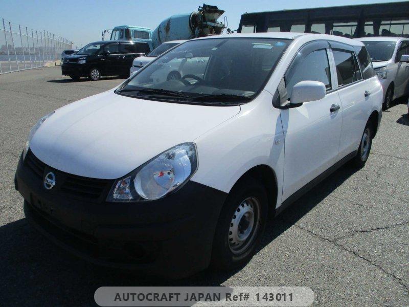 Nissan Ad Van 2015
