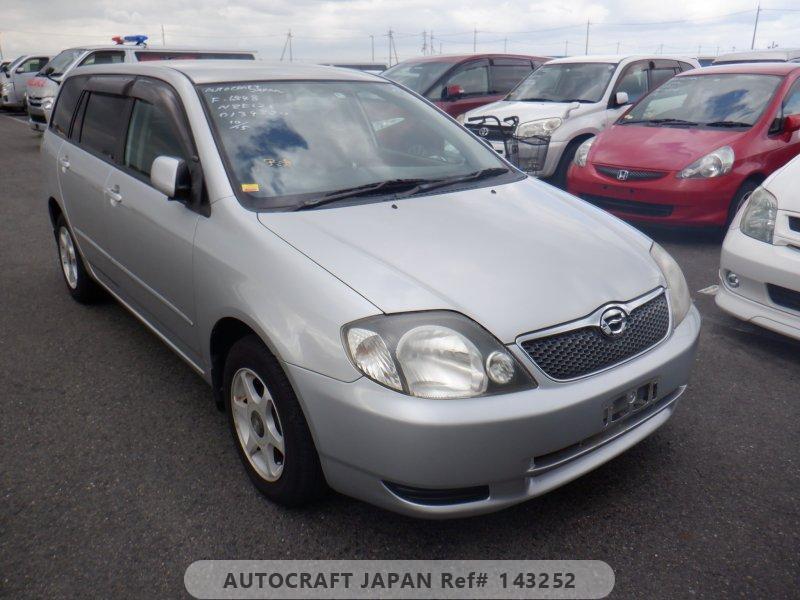Toyota Corolla Fielder 2002