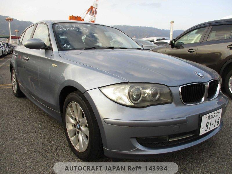 BMW 1 Series 2008