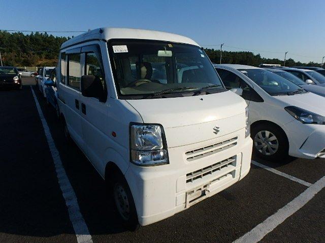 Suzuki Every 2013