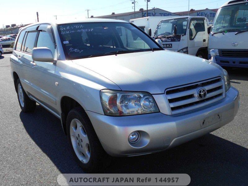 Toyota Kluger L 2004