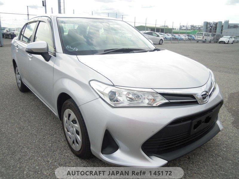Toyota Corolla Axio 2018