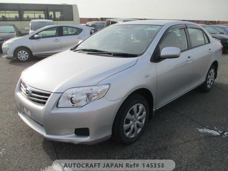 Toyota Corolla Axio 2011