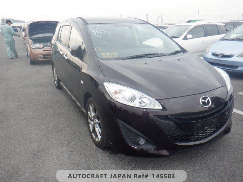Mazda Premacy 2015