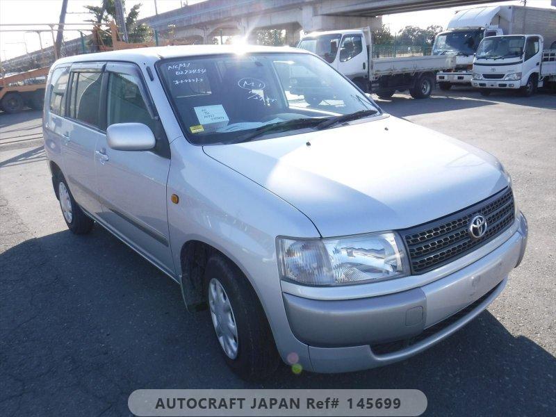 Toyota Probox 2011