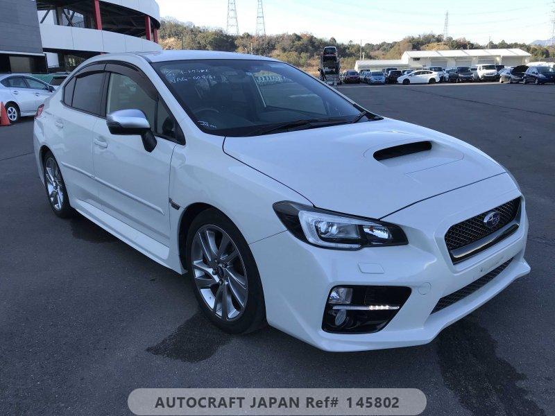 Subaru Impreza Wrx 2014