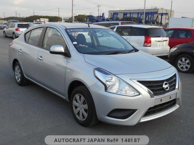 Nissan Tiida Latio 2017