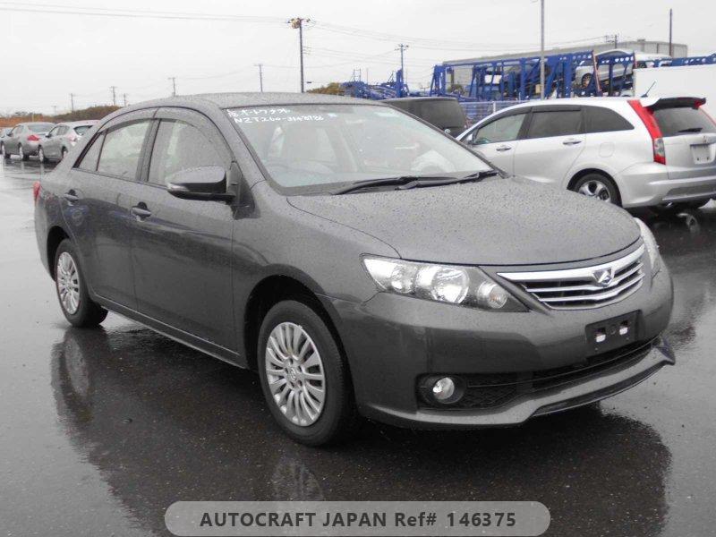 Toyota Allion 2014