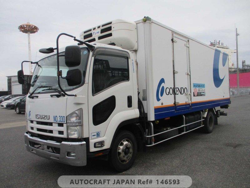 Isuzu Forward 2008