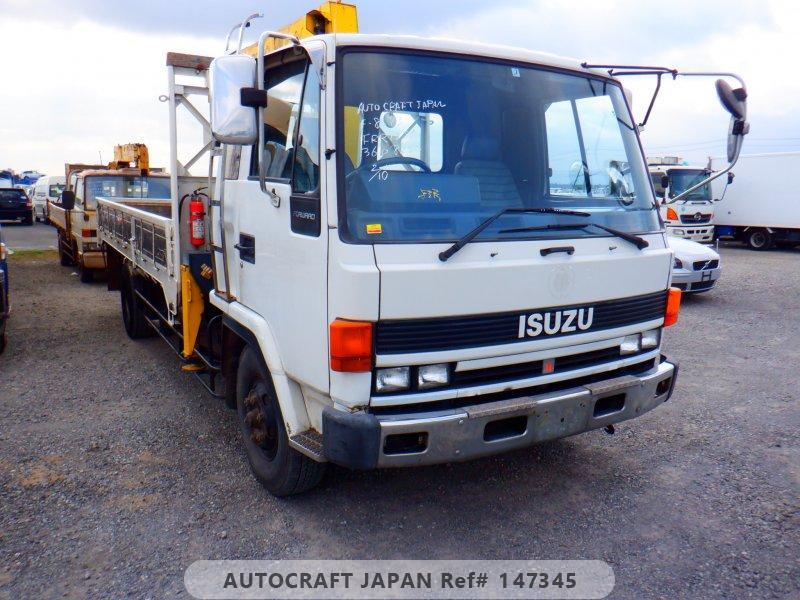 Isuzu Forward 1990