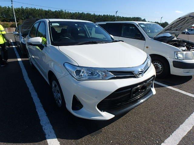 Toyota Corolla Axio G 2017