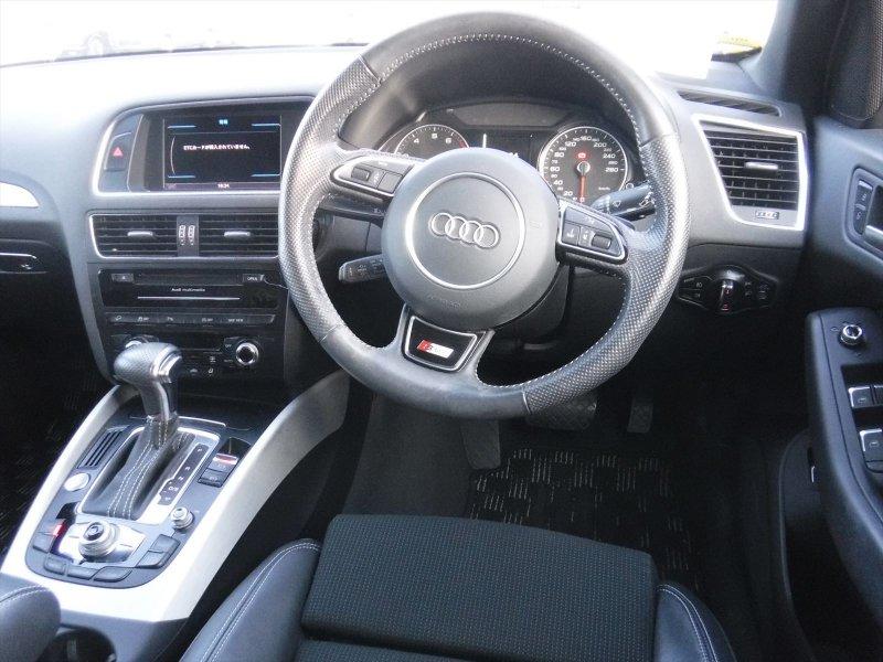 Audi Q5 2014, PEARL, 2000cc, ATM - Autocraft Japan