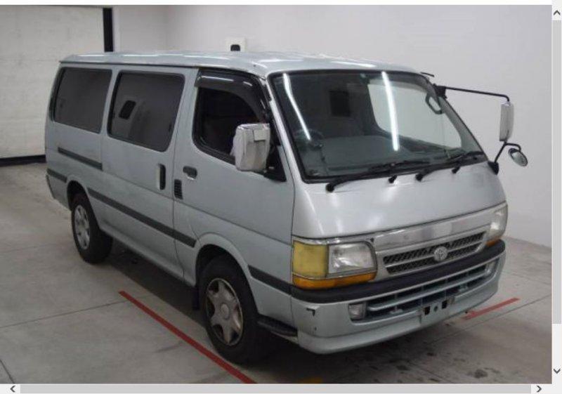 Toyota Hiace Van 2003