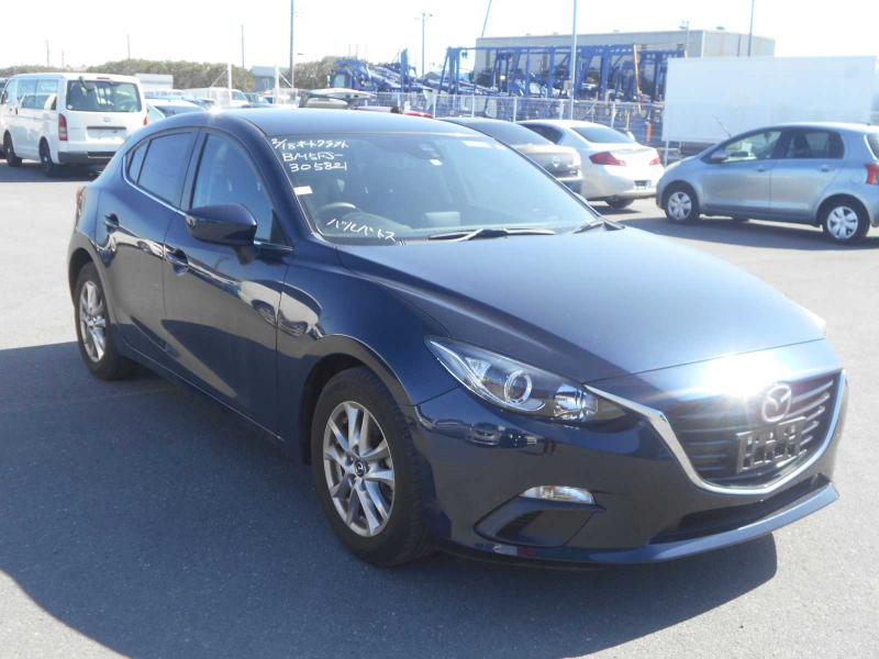 Mazda Axela Sport 2016