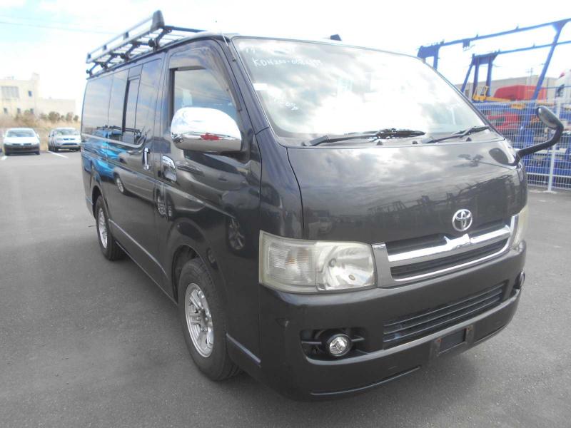 Toyota Hiace Van 2007