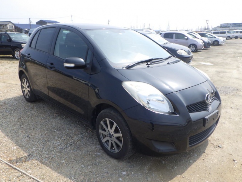 Toyota Vitz 2007