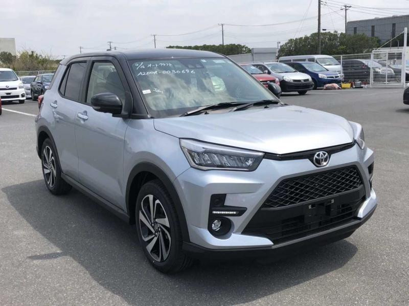Toyota RAIZE 2020