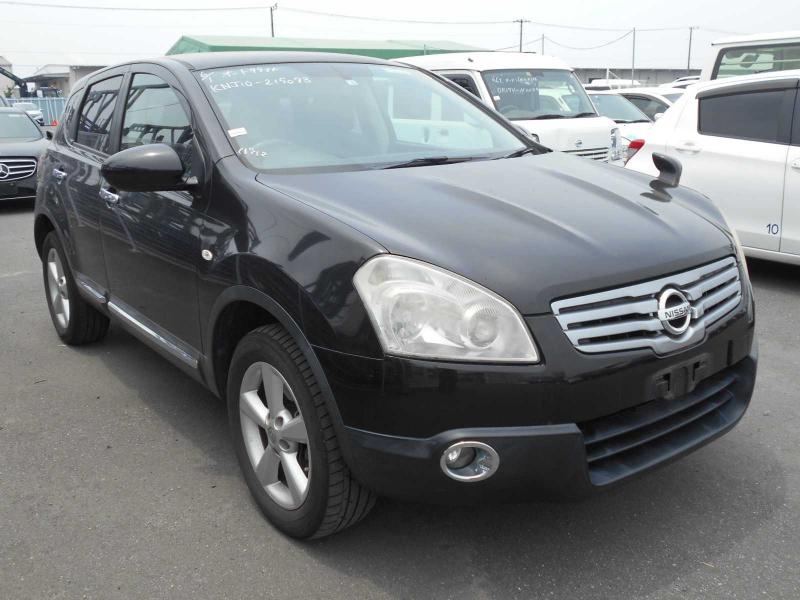Nissan Dualis 2010