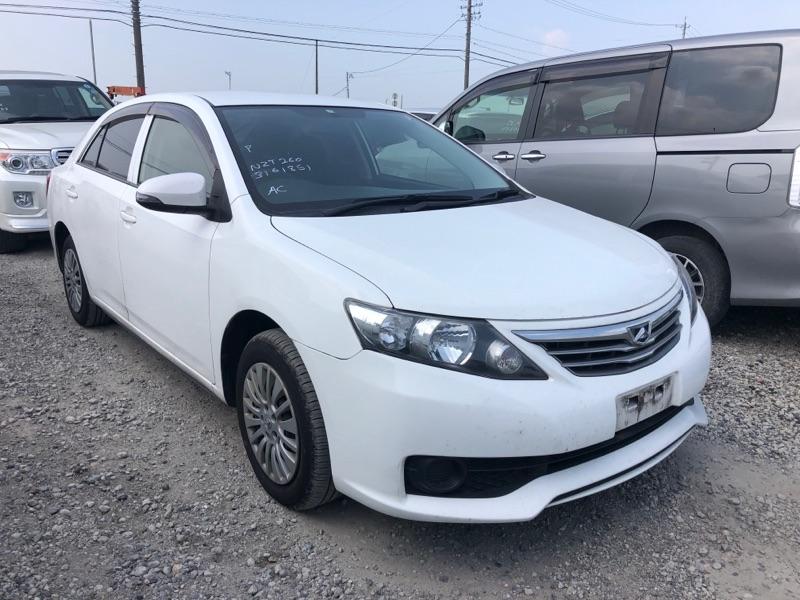 Toyota Allion 2015