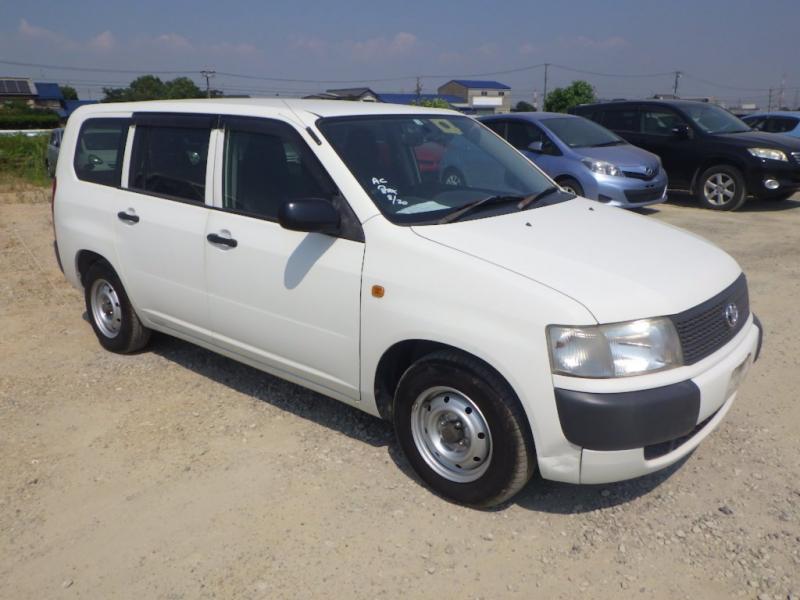 Toyota Probox Van 2008
