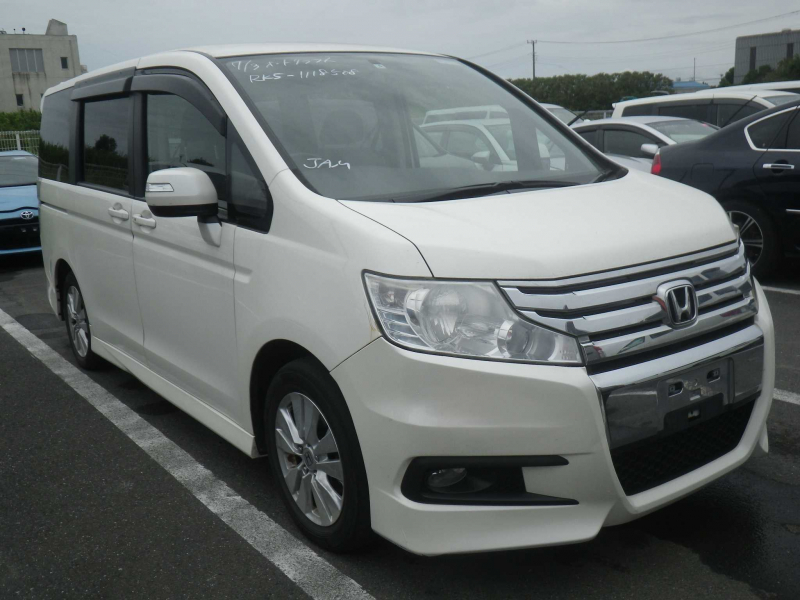 Honda Step WGN 2011