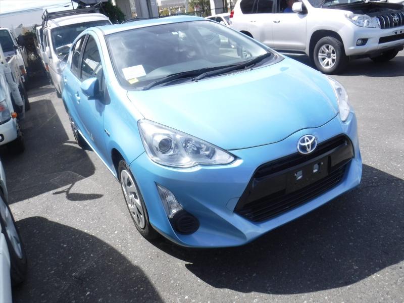 Toyota Aqua 2016