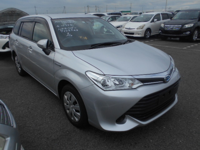 Toyota Corolla Fielder 2017
