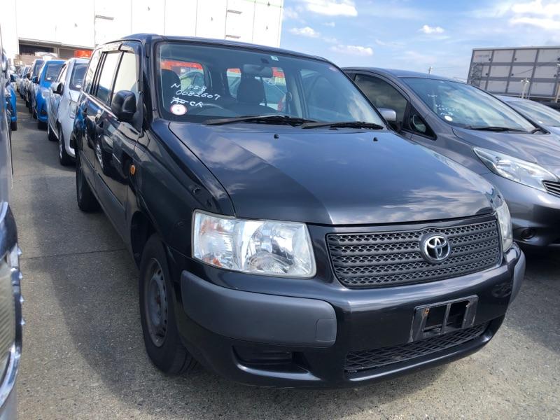 Toyota Succeed Wagon 2011