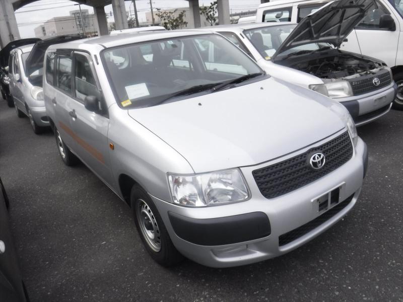 Toyota Succeed 2011