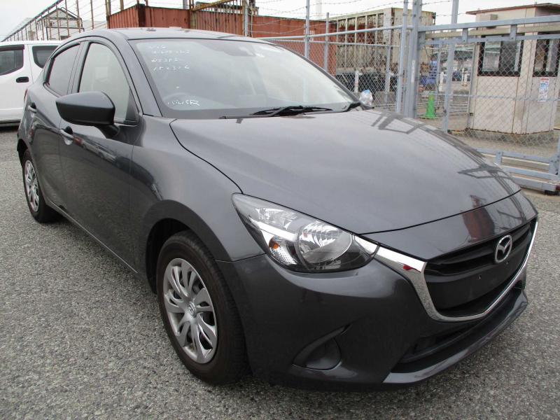 Mazda Demio 2016