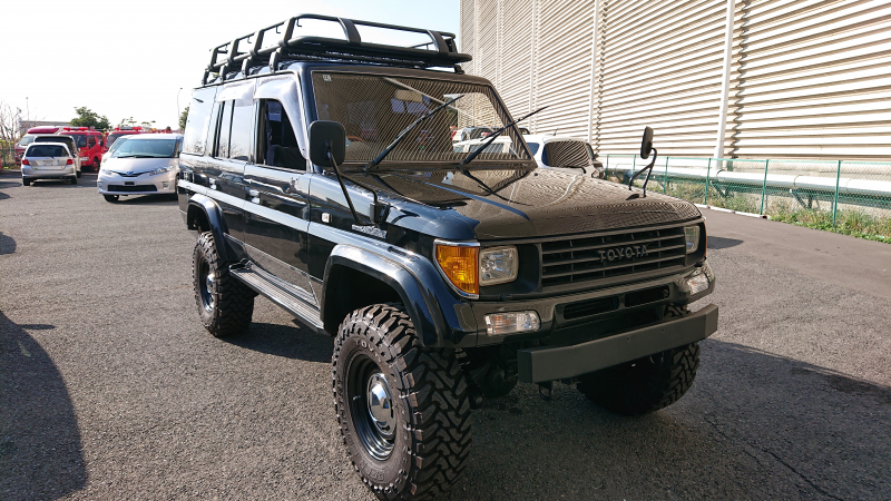 Toyota Land Cruiser Prado 1994