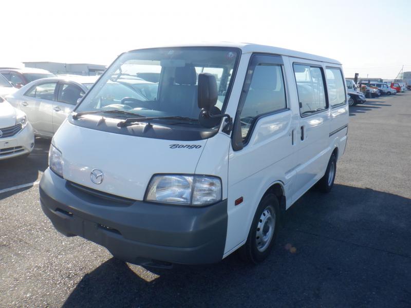 Mazda Bongo Van 2014, WHITE, 1790cc - Autocraft Japan