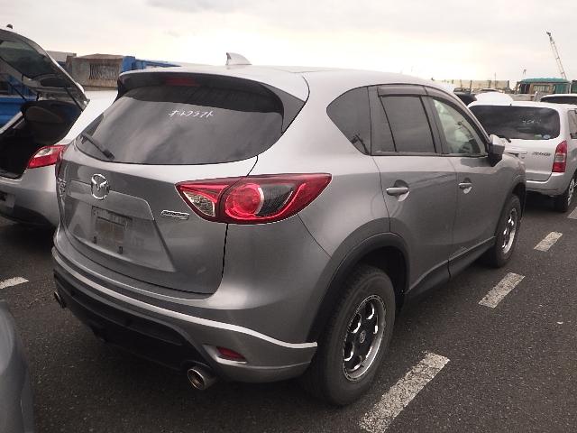 Mazda CX-5 2014, GRAY, 2180cc, ATM - Autocraft Japan