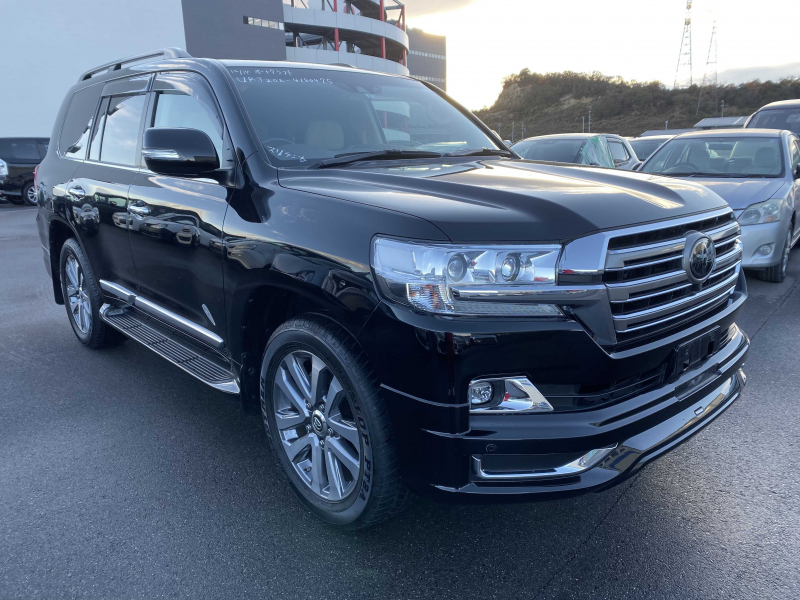 Toyota Land Cruiser 2019