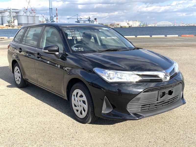Toyota Corolla Fielder 2019