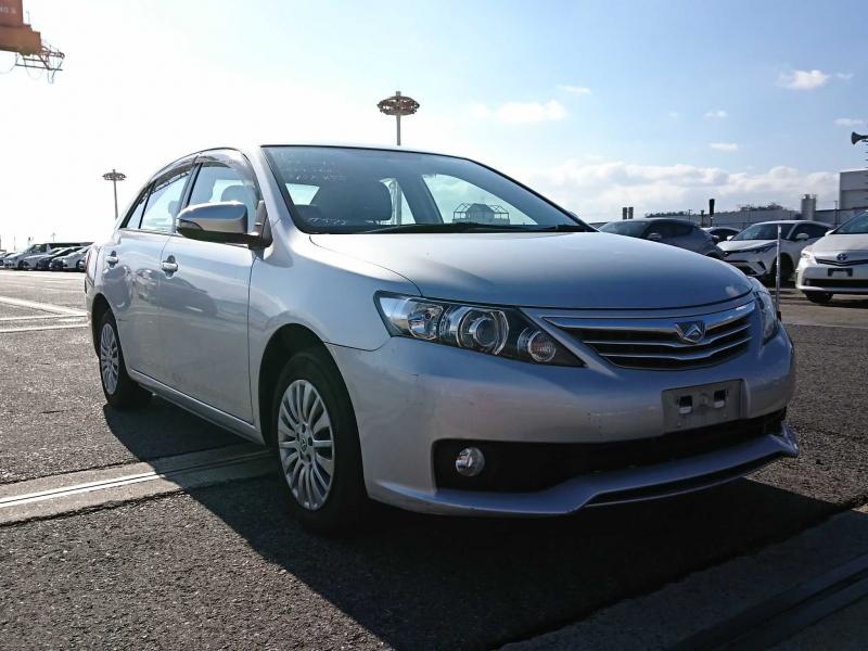 Toyota Allion 2013