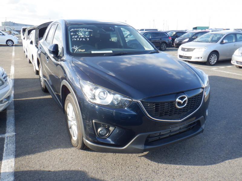 Mazda CX-5 2014, NAVY BLUE, Gasoline, RHD, 2180cc, ATM