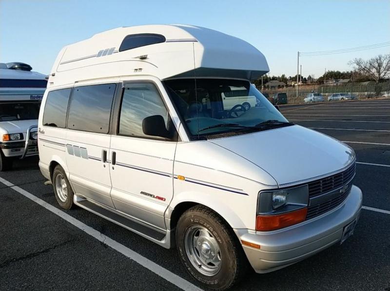 Chevrolet Astro 1996