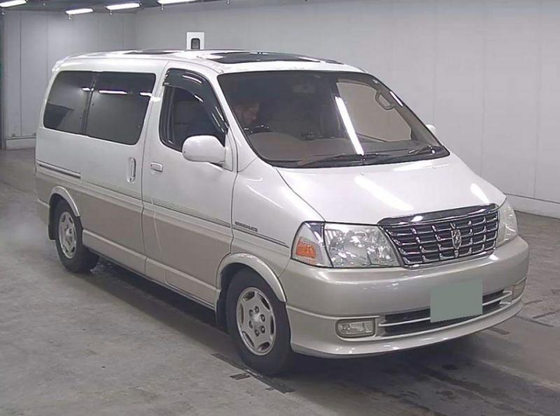 Toyota Grand Hiace 2001