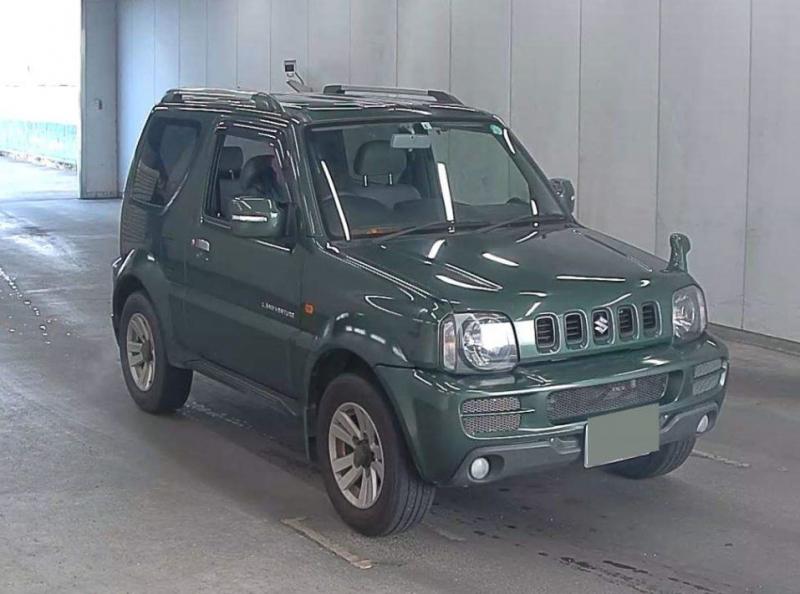 Suzuki Jimny Sierra 2009