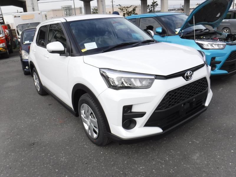 Toyota RAIZE 2021