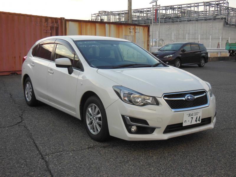 Subaru Impreza Sports 2015