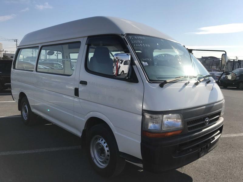 Toyota Regiusace Van 2003